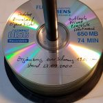 Bild des CD-Stapel